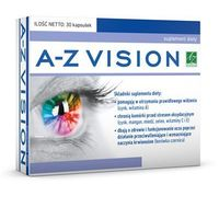 Kapsułki A-Z Vision 30 kaps.