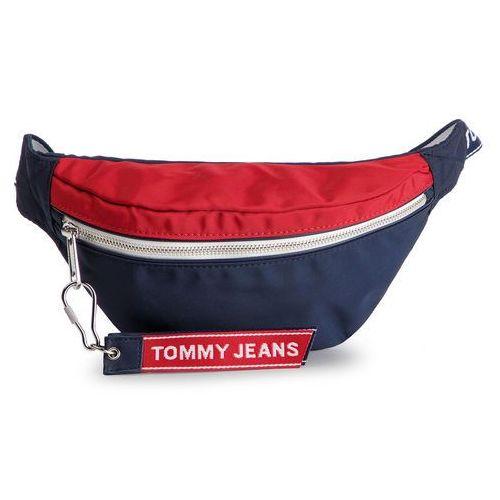 f9034020e7e57 Zobacz w sklepie Tommy jeans Saszetka nerka - tju logo tape bumbag  au0au00533 901