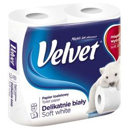 Papier toaletowy Velvet Care bdsklep.pl