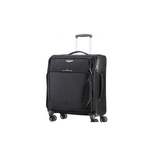 Samsonite bagaż/ walizka mała 56 cm 4 koła z kolekcji spark zamek z certyfikatem tsa