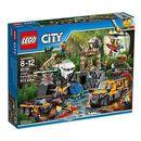 60161 BAZA W DŻUNGLI Jungle Exploration Site KLOCKI LEGO CITY  City Baza w dżungli