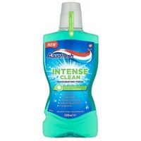 AQUAFRESH 500ml Intense Clean Invigorating Fresh Płyn do płukania jamy ustnej