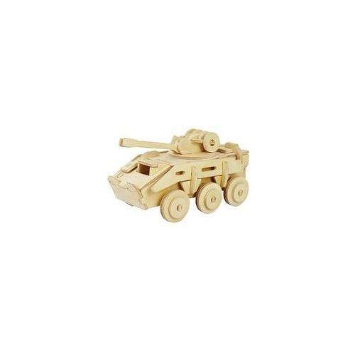 Puzzle drewniane 3D Transporter opancerzony  6946785101645