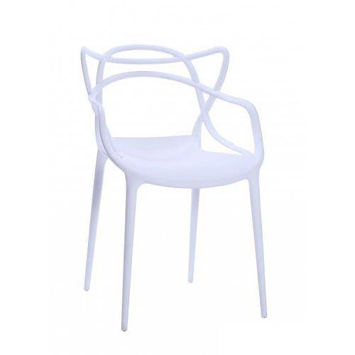 Krzesło Plastikowe Toby Szary Signal