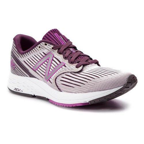 Buty - w890lc6 beżowy fioletowy marki New balance
