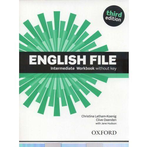 English File. Intermediate Workbook. Third edition withouy key (9780194519830)