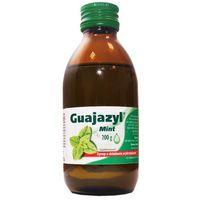 Syrop Guajazyl mint syrop 125mg/5ml 200 g (160 ml)