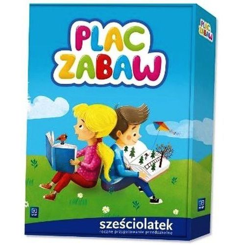 Plac zabaw Box Sześciolatek - Praca zbiorowa (9788302175688)