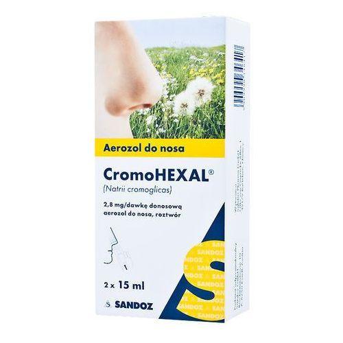 Cromohexal aerozol do nosa 30 ml (2 x 15ml)