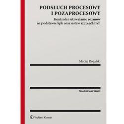 Prawo, akty prawne  Rogalski Maciej InBook.pl