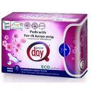 Podpaski higieniczne na noc z paskiem anionowym 8 szt  gentle day marki Gentle day podpaski tampony