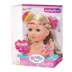 Głowy do stylizacji dla dzieci  Zapf