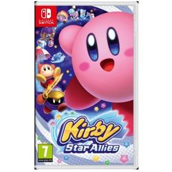 Kirby Star Allies Gra Nintendo Switch NINTENDO