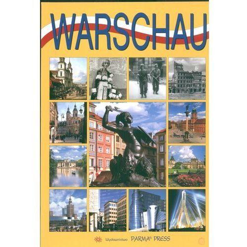 Warszawa wer. niemiecka, oprawa kartonowa
