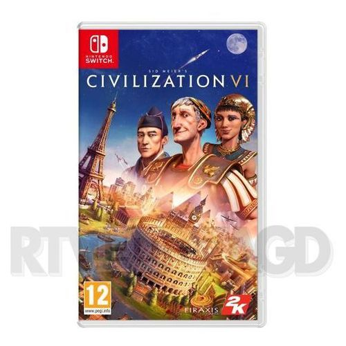 Sid meier's civilization vi marki 2k games
