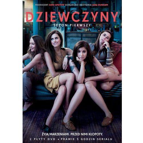 Dziewczyny, sezon 1 (2 dvd)