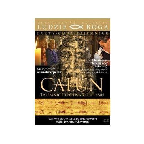 Całun + film dvd Praca zbiorowa
