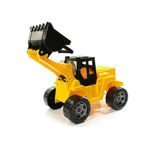 Buldożer żółto-czarny 02048