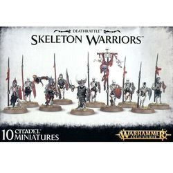 Deathrattle skeleton warriors (91-06) marki Gamesworkshop