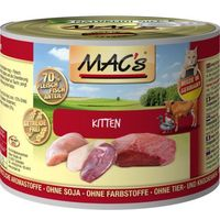 MACs cat konz. KITTEN - 6x200g