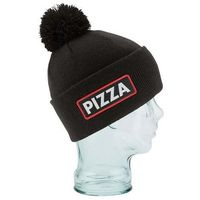 czapka zimowa COAL - The Vice Black (Pizza) (02)