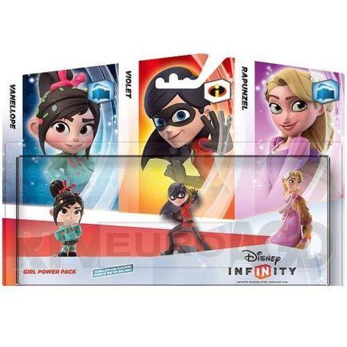 Disney  infinity girls power - roszpunka, wandelopa, wiola (8717418381226)