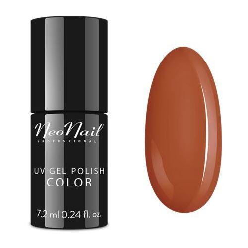 Lakier hybrydowy uv 7,2 ml - salty caramel Neonail - Sprawdź już teraz