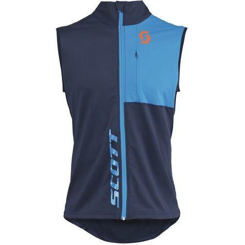 Scott kamizelka thermal vest m's actifit black iris/blue l