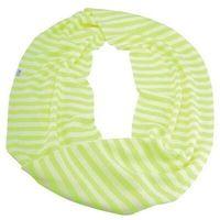 szalik COAL - The Jessie Scarf Neon Yellow (02) rozmiar: OS