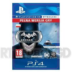 Batman Arkham VR (PS4)
