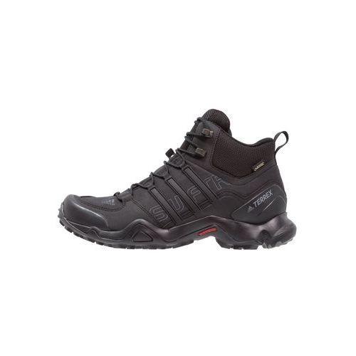 Adidas Performance TERREX SWIFT R GTX Buty trekkingowe core black/dark grey