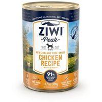 Ziwipeak daily dog mokra karma dla psów z kurczakiem 390g