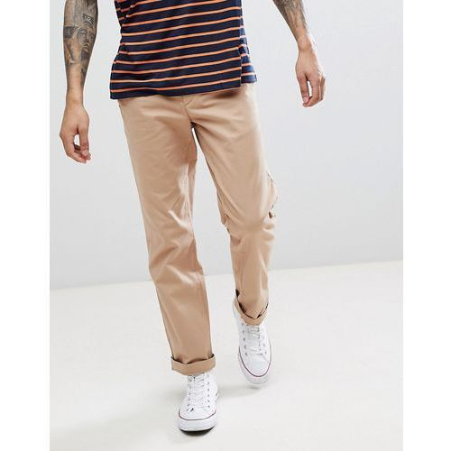 Tamar stretch skinny chinos in sand - tan, Jack wills