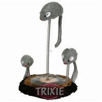 Trixie myszy na sprężynie 3szt. 30cm [tx-4070] (4011905040707)