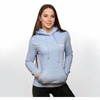 GymBeam Damska bluza PRO Hoodie Blue