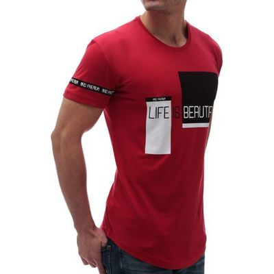T-shirty męskie  IVET.PL