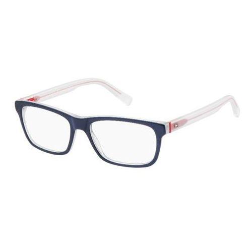 Tommy hilfiger Okulary korekcyjne th 1361 k56