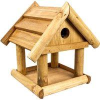 Karmnik dla ptaków BIOOGRÓD 751012 (22 x 30 x 30 cm), 5908277707217