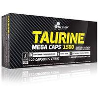 OLIMP TAURYNA TAURINE 120kaps/1500mg NA ZMĘCZENIE