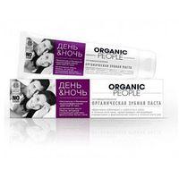 Planeta organica, rosja Organic people pasta organiczna do zębów dzień i noc 100ml