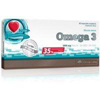 Olimp Omega 3 35% kwasów tłuszczowych Omega 3 1000mg 60 kaps.