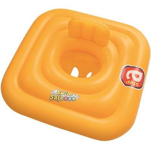 Bestway Dmuchane siedzisko dla dzieci z oparciem Step A, 76 cm x 76 cm, 691698