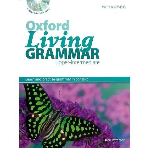 Oxford Living Grammar Upper-Intermediate SB Pack(CD-ROM) (9780194557108)