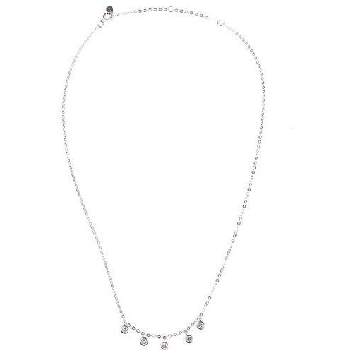 e99cbea3b8 ... Biżuteria damska ze srebra SAXO Naszyjnik srebrny SŁ.039.01
