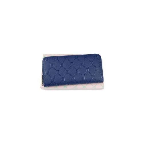 fb186d241e22c Portfel damski skórzany p79 8822a niebieski marki Pierre cardin - fotografia