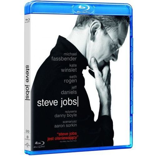 Filmostrada Steve jobs blu ray
