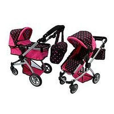 Wózki dla lalek Lean Toys