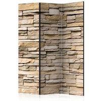 Parawan do mieszkania 3-częściowy - Kamień ozdobny 135 szer. 172 wys.