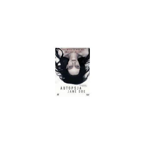 Monolith Autopsja jane doe (dvd) + książka