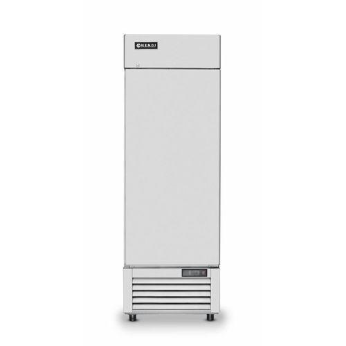 Szafa chłodnicza kitchen line - 1 drzwiowa   580 l   685x800x(h)2110 mm   stal nierdzewna marki Hendi
